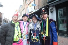 2019 Carnavals dinsdag