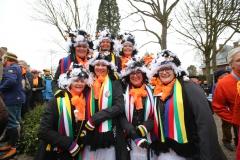 2020 Carnavals zaterdag